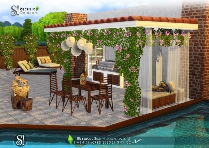 Recreio outdoor set at SIMcredible! Designs 4 image 6214 670x474 Sims 4 Updates