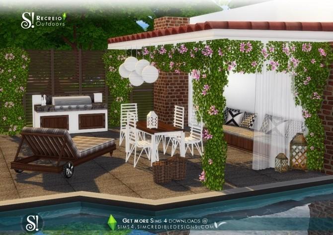 Recreio outdoor set at SIMcredible! Designs 4 image 6312 670x474 Sims 4 Updates