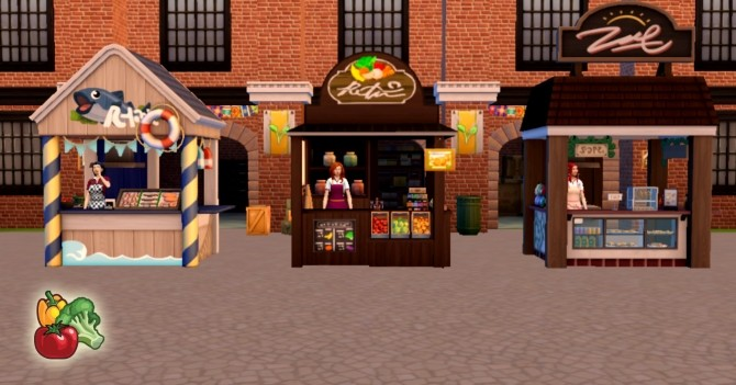 Market Vendor Career by Marduc Plays at Mod The Sims image 634 670x351 Sims 4 Updates