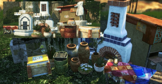 Sims 4 Selvadorada Mod V1.0 by ConceptDesign97 at Mod The Sims