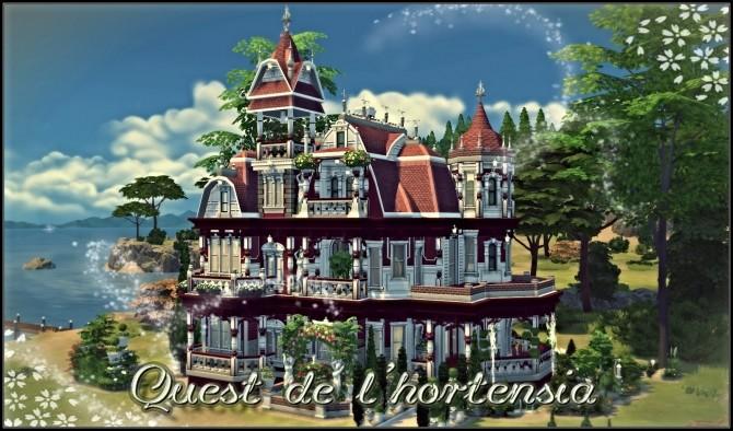 Quest de lHortensia at Petka Falcora image 641 670x394 Sims 4 Updates