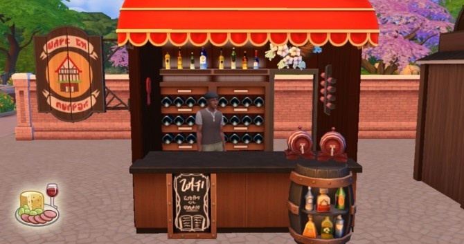 Market Vendor Career by Marduc Plays at Mod The Sims image 644 670x353 Sims 4 Updates