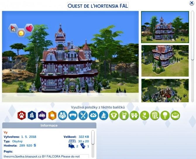 Quest de lHortensia at Petka Falcora image 651 670x544 Sims 4 Updates