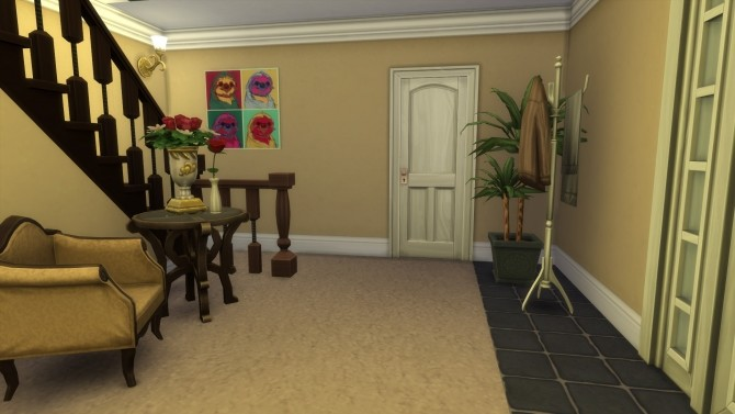 4349 Wisteria Lane Cc Free By Lianziemas At Mod The Sims