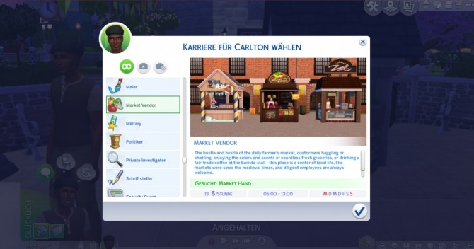 Market Vendor Career by Marduc Plays at Mod The Sims image 664 670x352 Sims 4 Updates