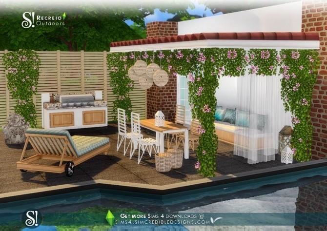 Recreio outdoor set at SIMcredible! Designs 4 image 6710 670x474 Sims 4 Updates