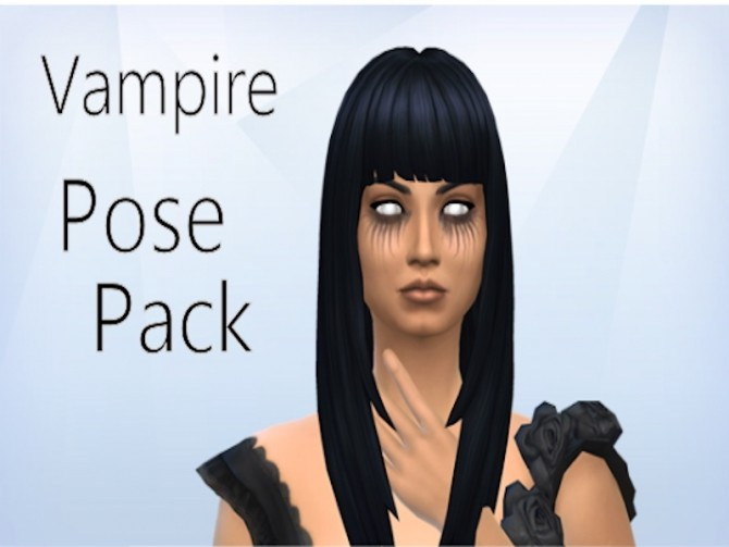 Vampire Poses for The Gallery by Kialauna at Mod The Sims image 674 670x503 Sims 4 Updates