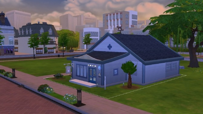 Bleu Vet Clinic by Alawen at Mod The Sims image 6914 670x377 Sims 4 Updates