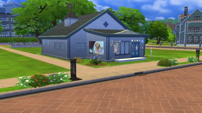 Bleu Vet Clinic by Alawen at Mod The Sims image 7015 670x377 Sims 4 Updates