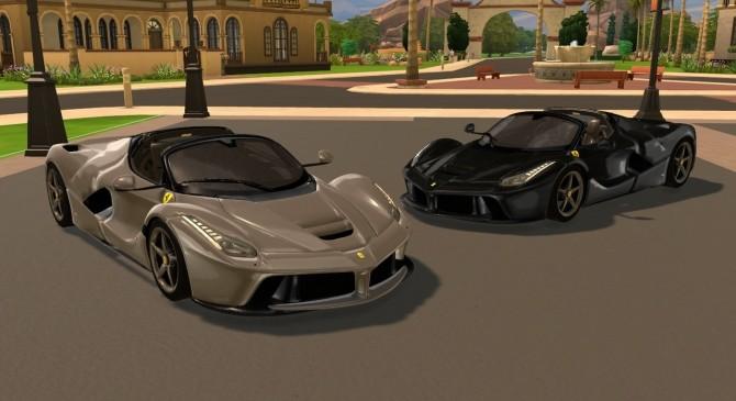 2017 Ferrari LaFerrari Aperta at Tyler Winston Cars image 706 670x365 Sims 4 Updates