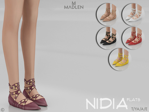 Madlen Nidia Flats by MJ95 at TSR image 7110 Sims 4 Updates