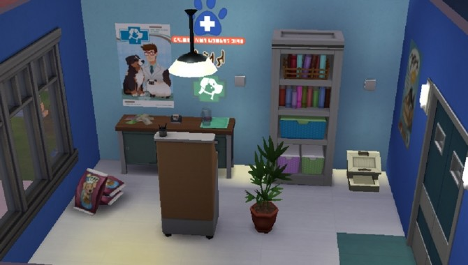 Bleu Vet Clinic by Alawen at Mod The Sims image 7120 670x380 Sims 4 Updates