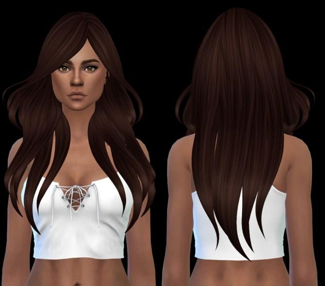 Sims 4 Blowing hair (P) at Leo Sims