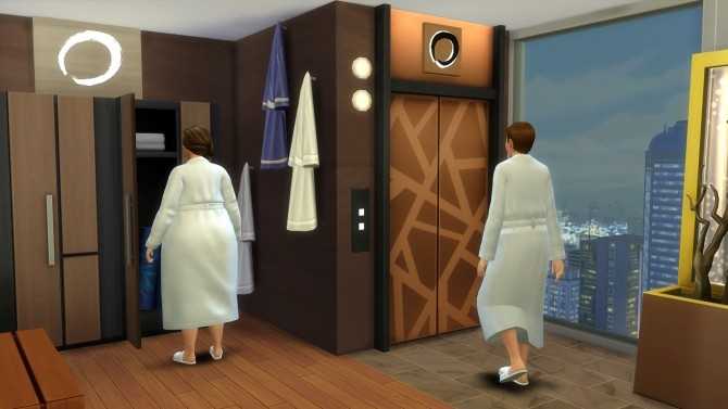 Sims 4 Functional Elevators by K9DB at Mod The Sims