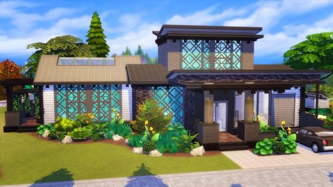 Modern House at Akai Sims – kaibellvert image 7615 670x377 Sims 4 Updates