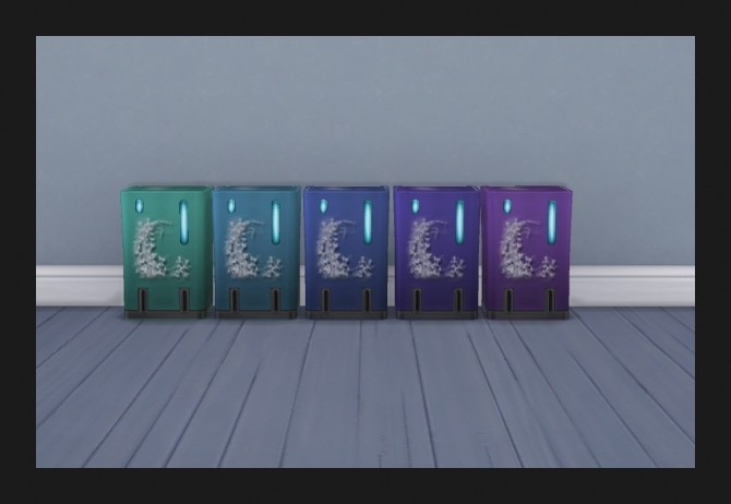 NanoCan Touchless Trash Can 44 Recolours by Simmiller at Mod The Sims image 7715 670x462 Sims 4 Updates