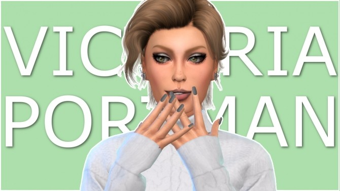 Victoria Portman by sarettina90sa at Mod The Sims image 81 670x376 Sims 4 Updates