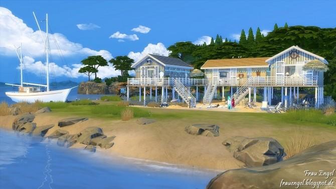 Sea Rapture beach home at Frau Engel image 849 670x377 Sims 4 Updates