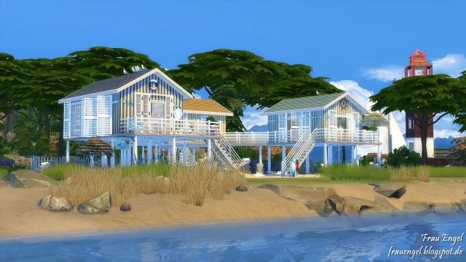 Sea Rapture beach home at Frau Engel image 859 670x377 Sims 4 Updates