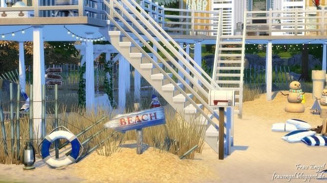 Sea Rapture beach home at Frau Engel image 869 670x377 Sims 4 Updates