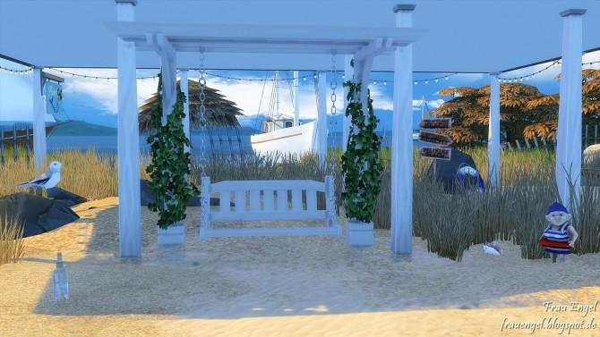 Sea Rapture beach home at Frau Engel image 889 670x377 Sims 4 Updates