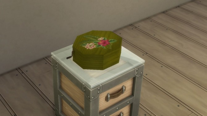 Sims 4 Functional animated musicbox by necrodog at Mod The Sims