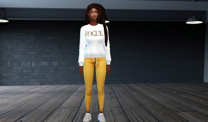 Brown Room CAS Background at Teenageeaglerunner image 933 670x393 Sims 4 Updates