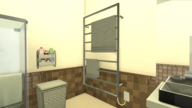 Bath Wall Radiator at OceanRAZR image 941 670x377 Sims 4 Updates