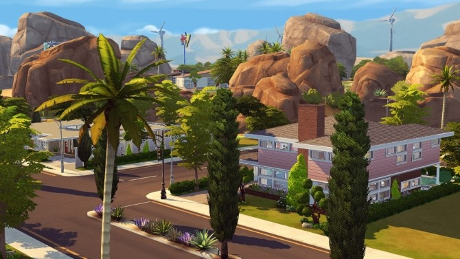 Maristella Plus re do of Oasis Springs at Jenba Sims image 10312 670x377 Sims 4 Updates