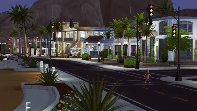 Maristella Plus re do of Oasis Springs at Jenba Sims image 10411 670x377 Sims 4 Updates