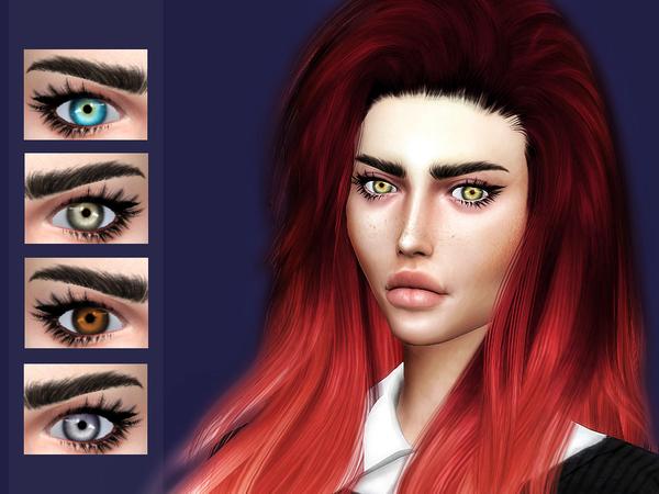 Sims 4 Dash Eyecolor by Sharareh at TSR