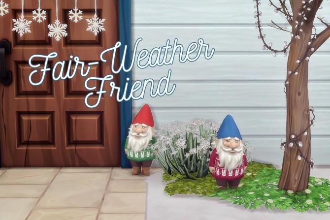 Fair Weather Friend at Hamburger Cakes image 1069 670x447 Sims 4 Updates