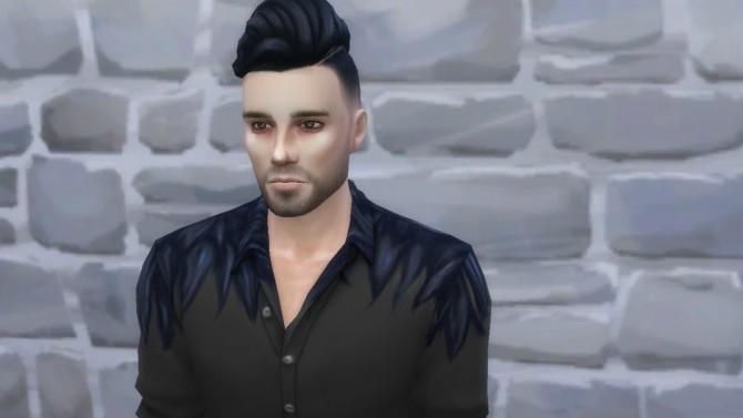 Sims 4 John Cooper (Skillet) at Tatyana Name