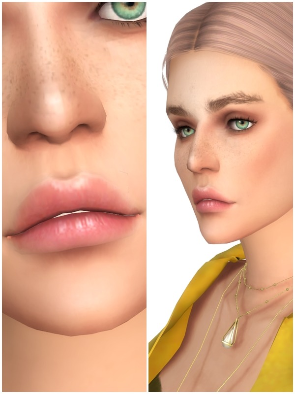 Custom Lip Preset by PlayersWonderland at PW's Creations image 11011 Sims 4 Updates