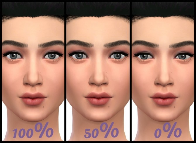 Alar Sidewall (Nostril Definition) Slider by Hellfrozeover at Mod The Sims image 1225 670x490 Sims 4 Updates