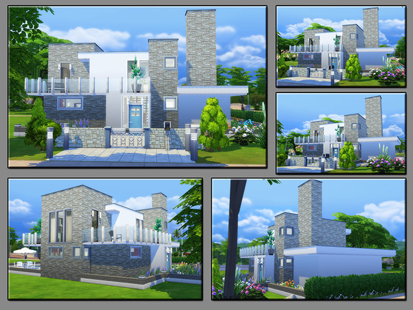 MB Smoothly Packed house by matomibotaki at TSR image 1228 Sims 4 Updates