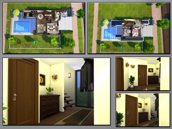 MB Prime Address house by matomibotaki at TSR image 12410 Sims 4 Updates
