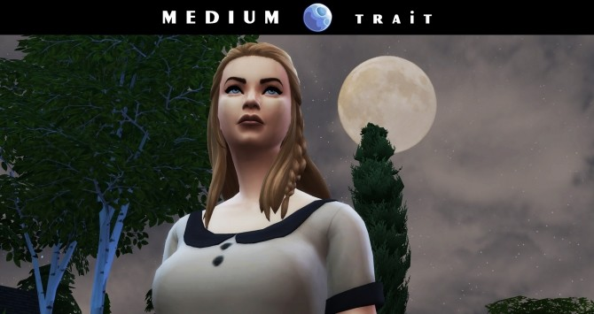 Medium Trait by LukeProduction at Mod The Sims image 1294 670x355 Sims 4 Updates