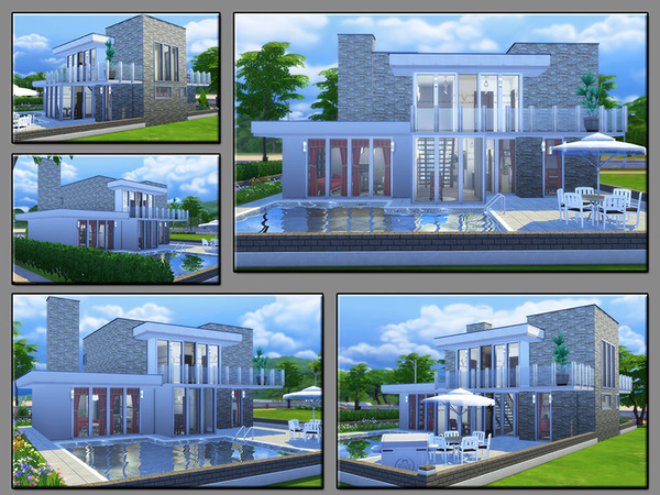 MB Smoothly Packed house by matomibotaki at TSR image 1326 Sims 4 Updates
