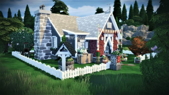 Granny House at Agathea k image 1334 Sims 4 Updates