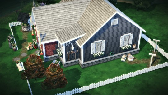Granny House at Agathea k image 1344 Sims 4 Updates