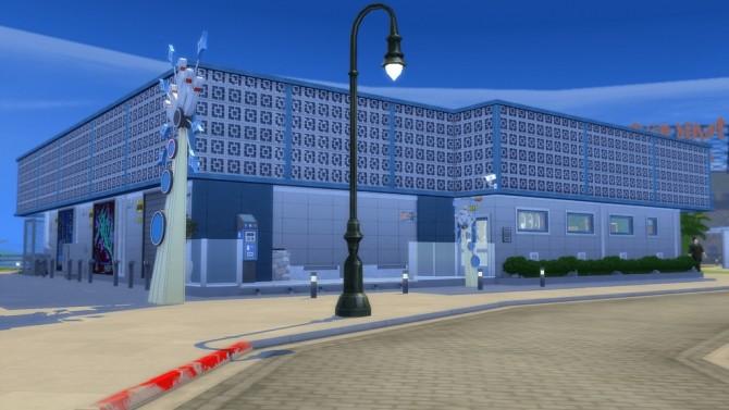 AMF Bowling Alley at RomerJon17 Productions image 1395 670x377 Sims 4 Updates