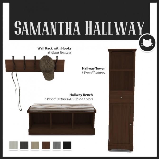 Samantha Hallway at Kitkat's Simporium image 1495 670x670 Sims 4 Updates