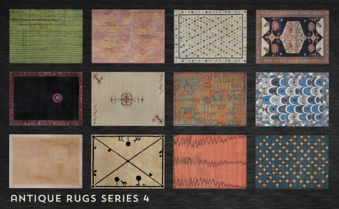 Weve Got You Covered Rugs at b5Studio image 1504 670x413 Sims 4 Updates