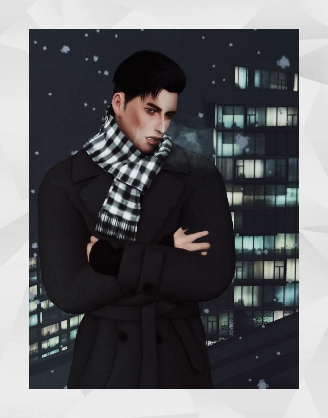 Winter Scarf at Gorilla image 15211 670x854 Sims 4 Updates