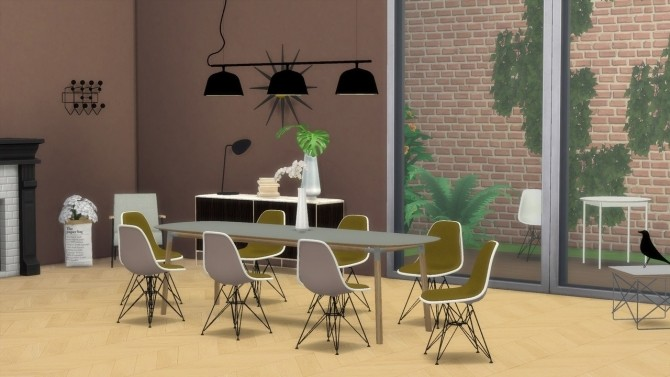PLASTIC SIDE CHAIR COLLECTION (DSW AND DSR) at Meinkatz Creations image 1522 670x377 Sims 4 Updates