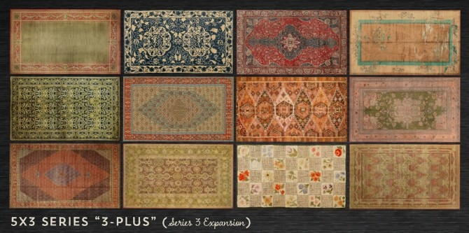 Weve Got You Covered Rugs at b5Studio image 1524 670x333 Sims 4 Updates