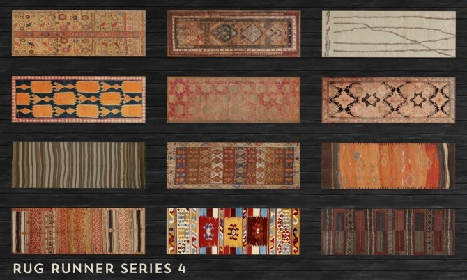 Weve Got You Covered Rugs at b5Studio image 1534 670x402 Sims 4 Updates