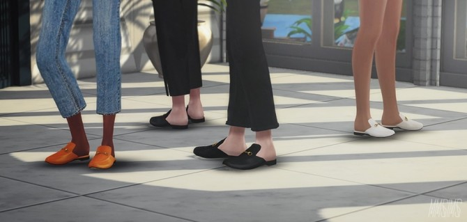 7fffad5cf2ef2 Sims 4 slippers downloads » Sims 4 Updates