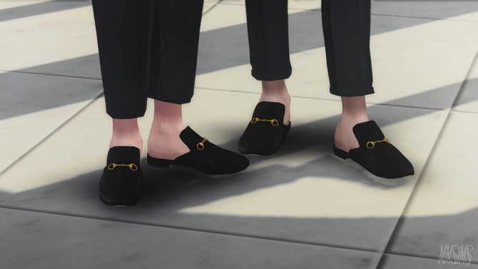 Princetown Slipper at MMSIMS image 1596 670x377 Sims 4 Updates